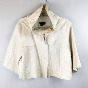 SANDRO Cropped Jacket